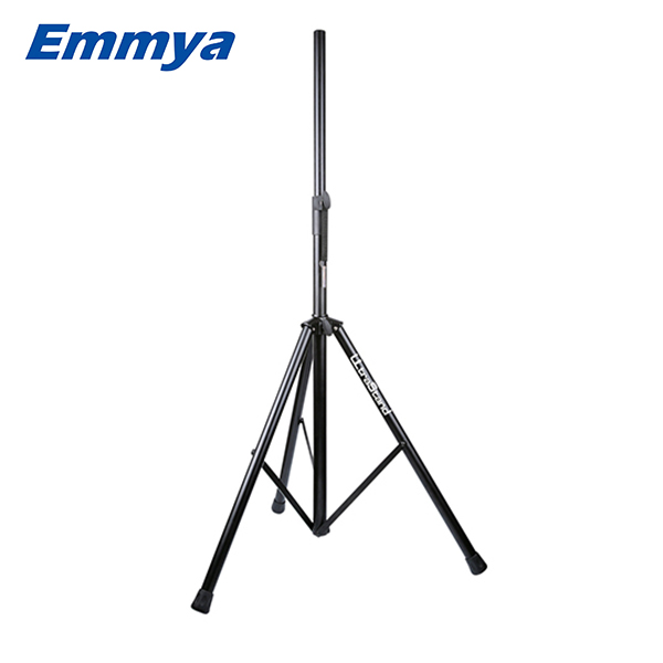 US002 metal height adjustable Air-Powered speaker stand with air pressure in it