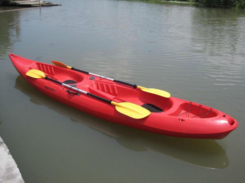 лодки двухместные из пластика