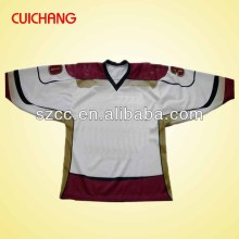 Team sweden hockey jersey&sublimation printing hockey jersey,youth ice hockey jerseys
