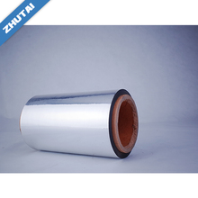 Aluminized OPP plastic laminated film rolls for food packaging and wrapper