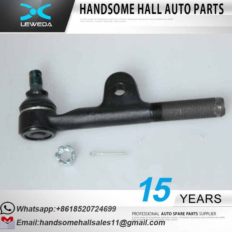 45044-69125 Top Automobile Left Front Axle Outer Steering Parts Tie Rod End for Land CruiserFZJ80 FJ80 4500