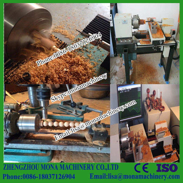 Semi-automatic Wood Bead Machine/wooden Ball Making Machine For Sale