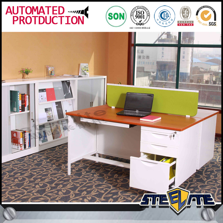 Direct supplier modern office table photos/stainless steel computer desk