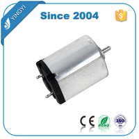 High speed 3v dc electric motor with max torque for toy car