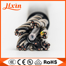Pvc Jacket Pvc Insulated Power Cable Unitronic Liycy Cable