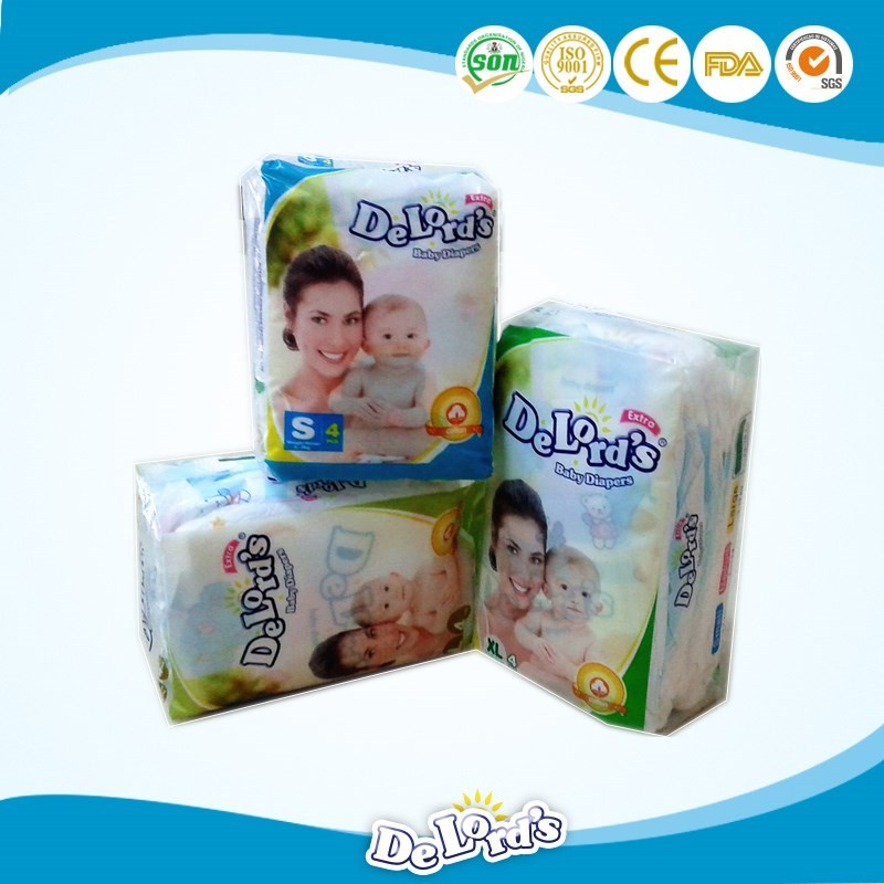 manufacturer in China sleepy/ disposable baby diapers