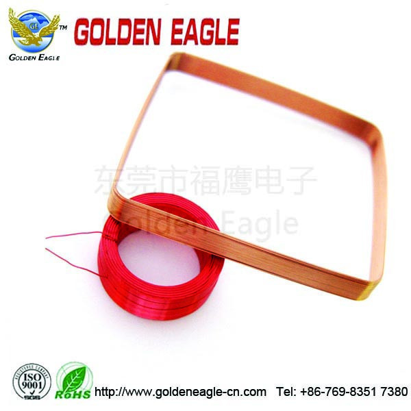 125khz Air inductor coil for Antenna /IC RFID card reader