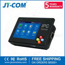 ET-1600 3.5 inch wrist tft lcd touch screen IP camera cctv tester