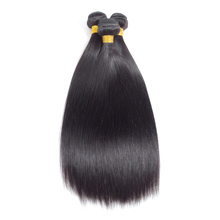 New arrival unprocessed 9A wholesale virgin brazilian hair top quality natural color straight extension 100% human hair