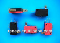 Snap action shock resistance micro switch/slide micro switch