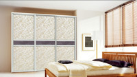 2014 new bedroom set wardrobe ( customize sizes )