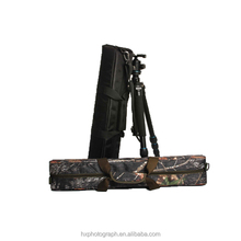 Factory Price Durable Polyester Portable Padded SLR Photo Camera Tripod Bag