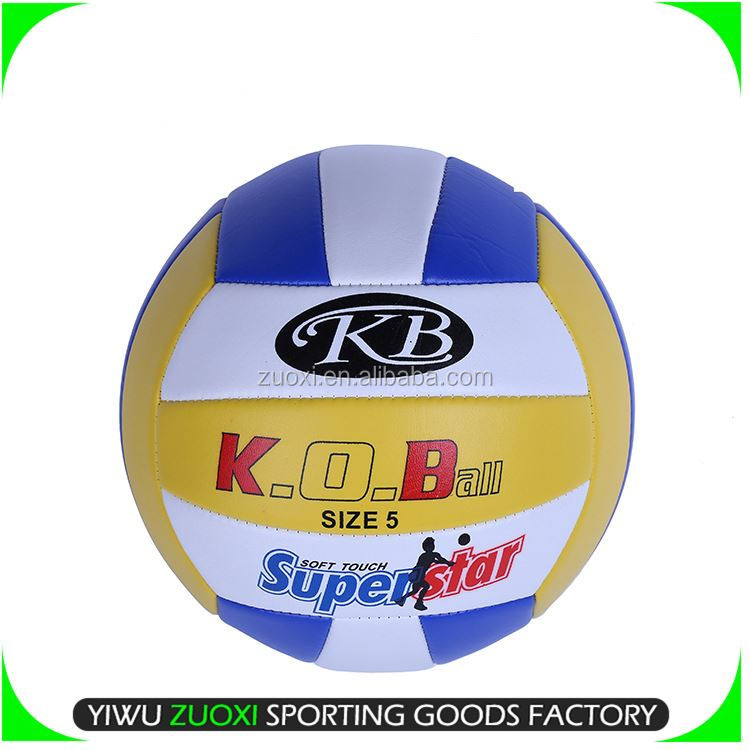 Factory Sale Superior quality giant inflatable volleyball from manufacturer