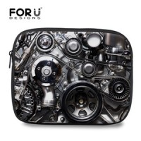 "2014 New products wolf printing 15.6"" waterproof case for laptop"