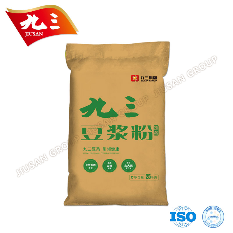 25kg Healthy Beauty Food Meal Replacement Soy Soybean Soy Milk Powder for Sale