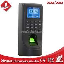 Optical Sensor biometric fingerprint time attendance machine price
