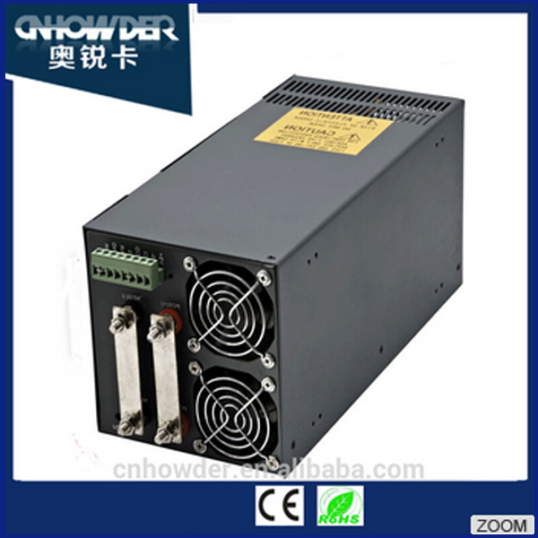 Factory price S-1500 ac to dc 1500W switching power supply 100 amp with CE SGS ROHS
