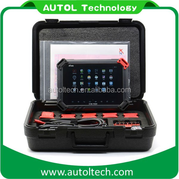 T Code Pro Key Programmer for All keys Lost (XTOOL X-100 PAD 2)