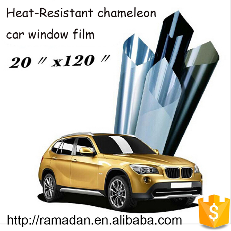 High Qualtity Windows Tinted Glass UV Resistant Solar Control Anti-Glare Car Window Film