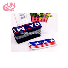 Free shipping brand USA FLEECE HEADBAND the summer sports absorbent turban Hair band