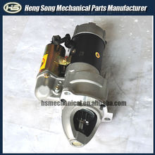6BD1 starting motor Hitachi EX200-2 3 5 excavator motors