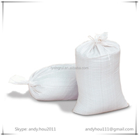 Cheap pp woven silage bag for sale
