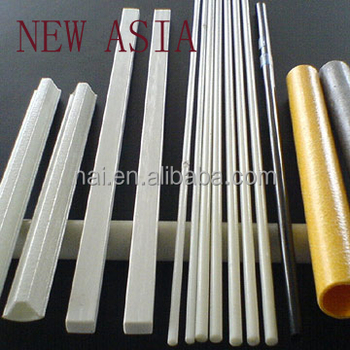 plastic coated fiberglass rod