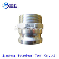 Professional aluminium alloy camlock connection quick release coupling