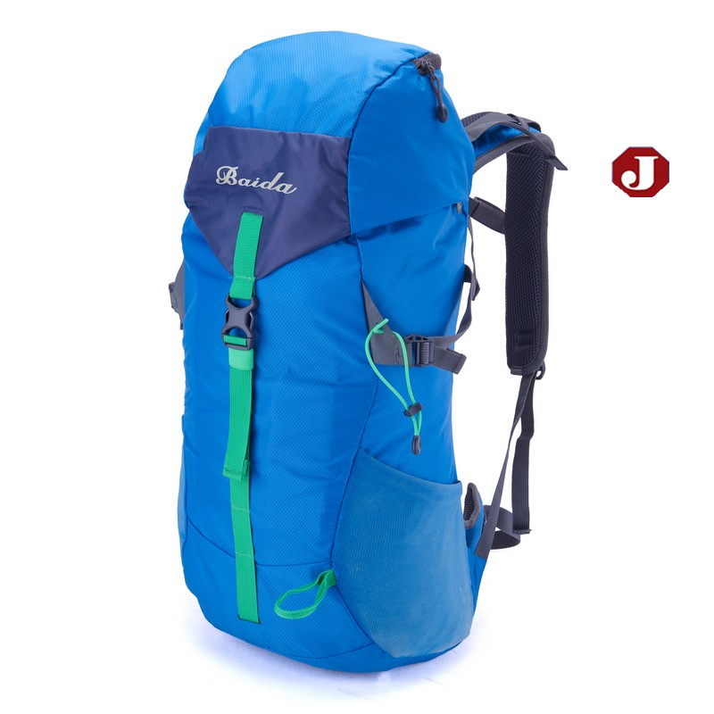 Water resistent ripstop rain cover internal frame mountain bag