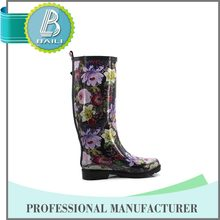 MADE IN CHINA REMOVABLE RUBBER WATERPROOF WELLINGTONS