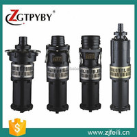 QY&QD submersible water pump clean water pump for fountain high flow pump