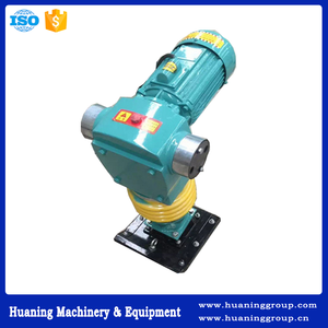 Good Quality Small Road Machine HCD90 Vibratory Electric Tamping Rammer