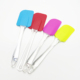 New Arrival Custom Silicone Spatula With Customized Design Logo Spoon