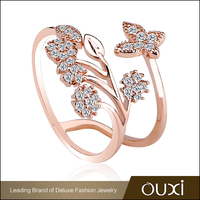 OUXI New Arrival Female Jewellery Engagement Ring