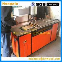 China supplier paper pencile making machine/wooden pencil making machine /stick rolling newspaper pencil machine