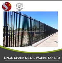 Fence / temporary fence expandable barrier / steel matting fence
