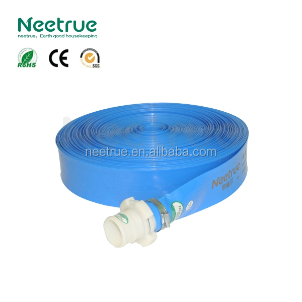 China good quality flexible PE water delivery conduit