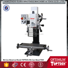 BF20 safety electrical system 24V drilling and milling machine with chuck guard
