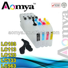High quality compatible brother lc103 ink cartridge