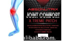 Absonutrix Joint Comfort - X.Treme patches - All Natural Alternative!