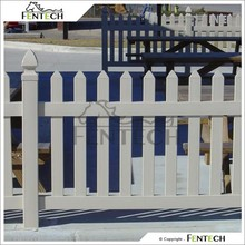 Uv Proof Pvc Cheap Outdoor Dog Plastic Fence, Garden Fence