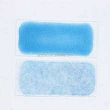 High quality hydrogel moisturize cooling gel patch (OEM service),mini gel ice packs