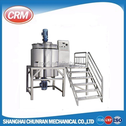 Automatic sanitary homogenizer for honey