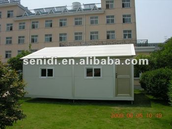 Prefabricated House 6M x 6M fast easy installation