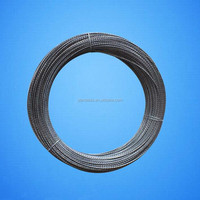 99.95% high purity stranded tungsten wire
