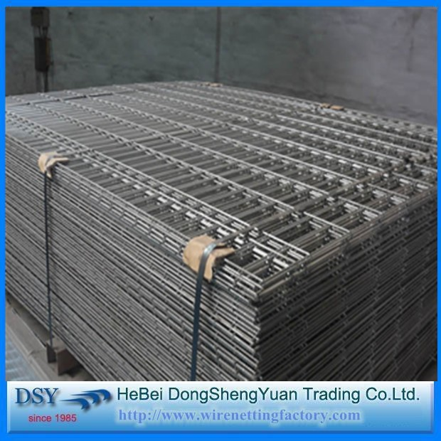 3/4 Inch Hot Dipped Galvanized PVC coated Welded Wire Mesh Panel
