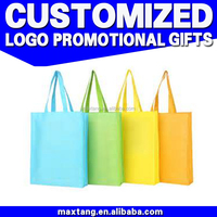 Holiday Advertising Gift Bag, Buiness Souvenir Promotion Gift Bag In China Cheap Price