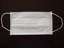 hot selling cheap surgical disposable 3 ply filter paper face mask