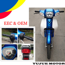 Best selling EEC motorcycle in Morocco