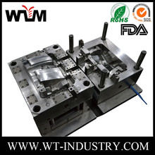 abs pa66 pp plastic mold making service/injection mould factory